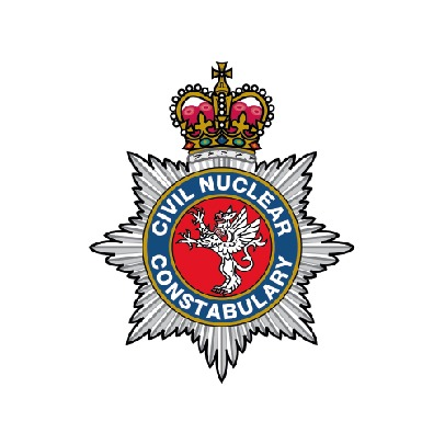 civil nuclear constabulary logo